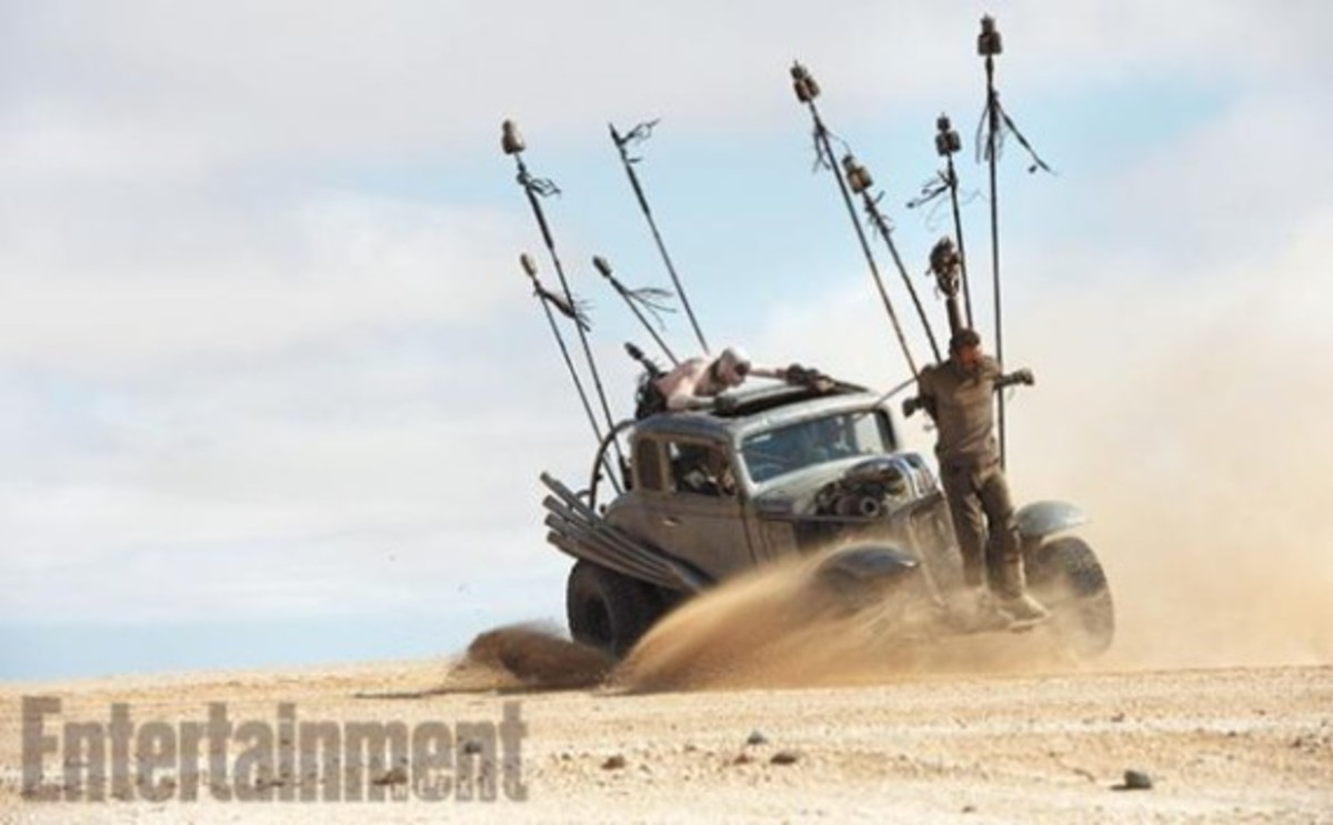 Mad Max: Fury Road - First Look - 7