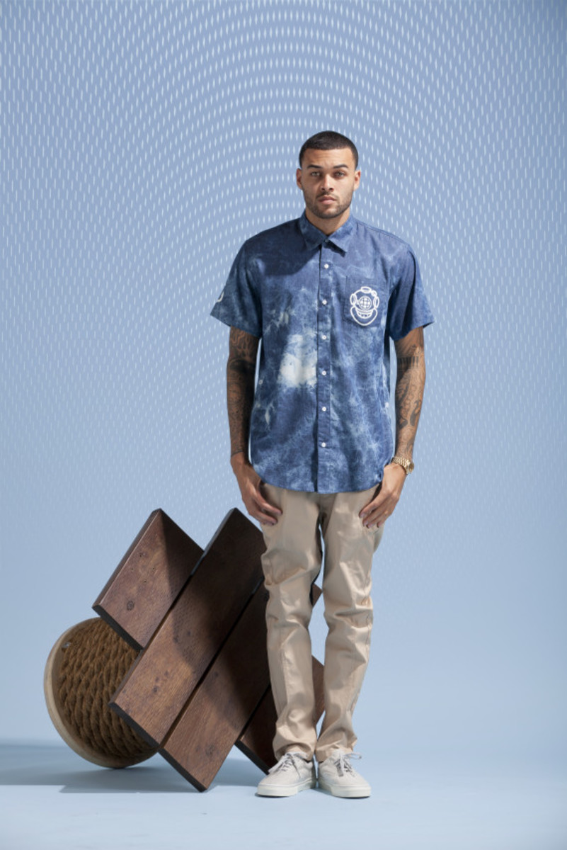 Pink + Dolphin – Summer 2014 Collection Lookbook - 9
