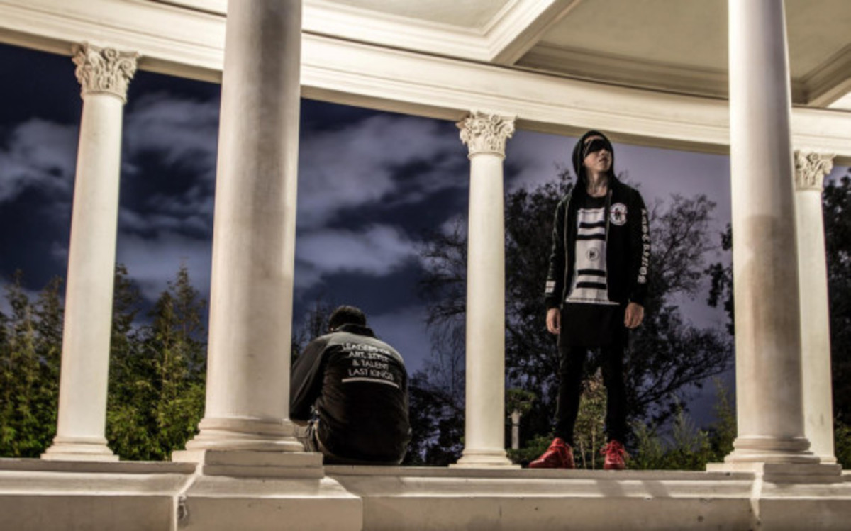 LAST KINGS by TYGA - Fall 2014 Collection Lookbook - 11