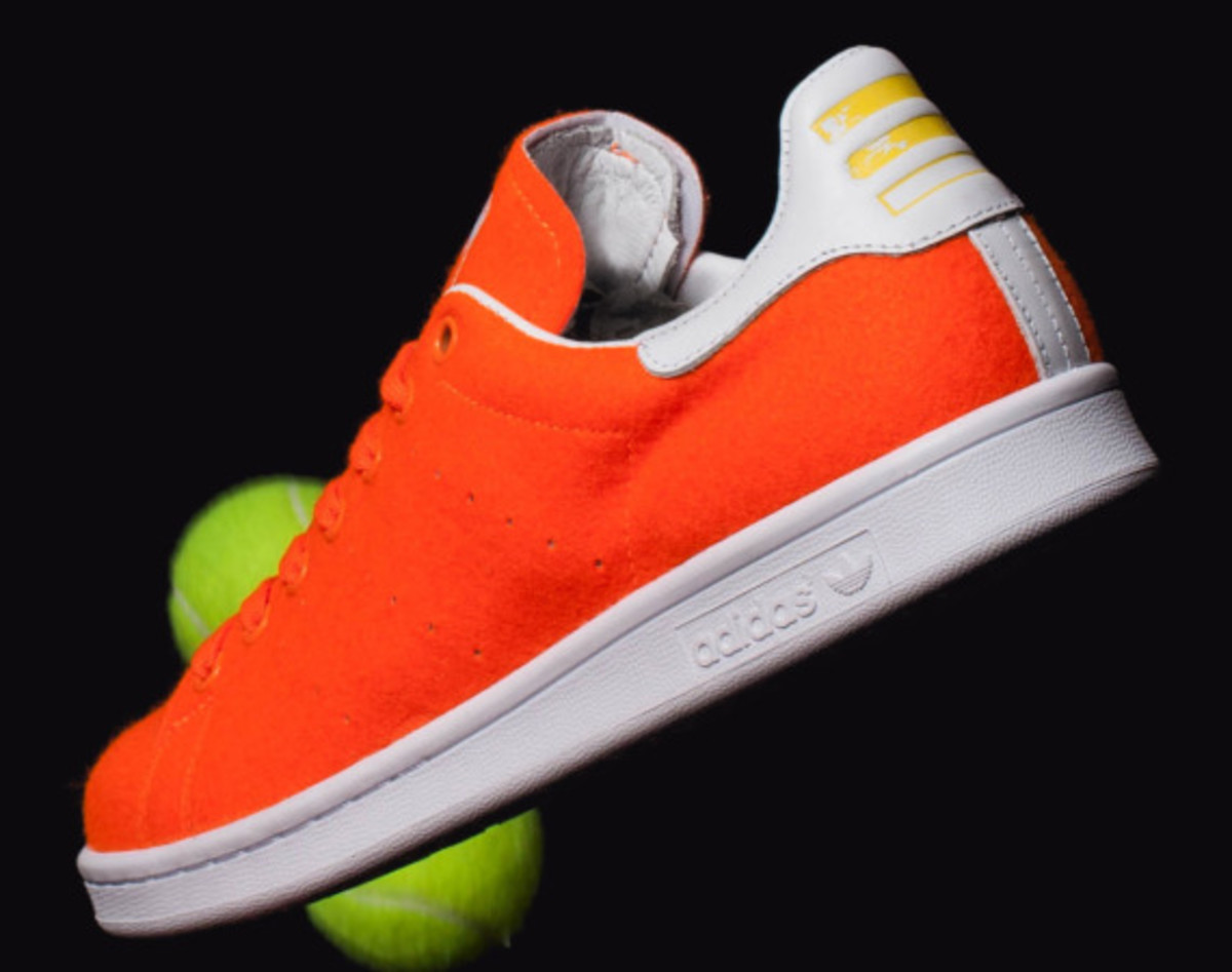 "Pharrell Williams x adidas Originals Stan Smith - ""Tennis"" Pack - 5"