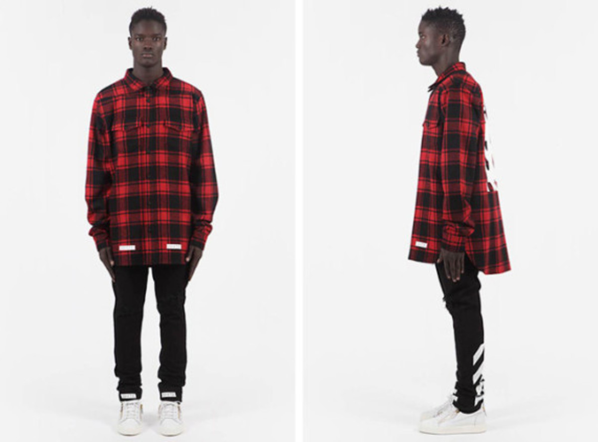 OFF-WHITE C/O Virgil Abloh - Spring/Summer 2014 Collection | Preview - 7