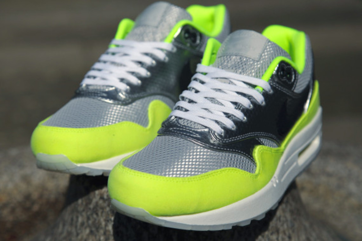 "Nike Air Max 1 FB Premium - ""Mercurial"" Pack - 7"