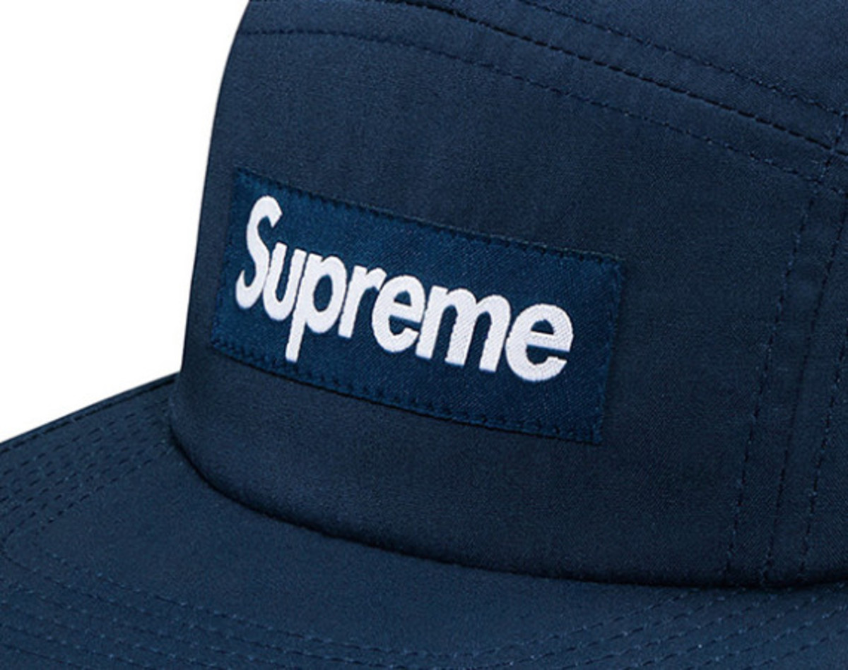 Supreme - Side Zip Camp Caps | Available Now - 1