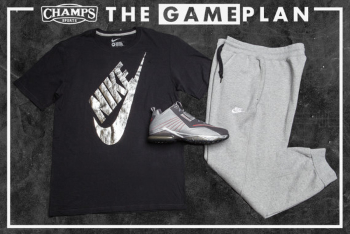 The Game Plan by Champs Sports – Nike Platinum Pack - 3