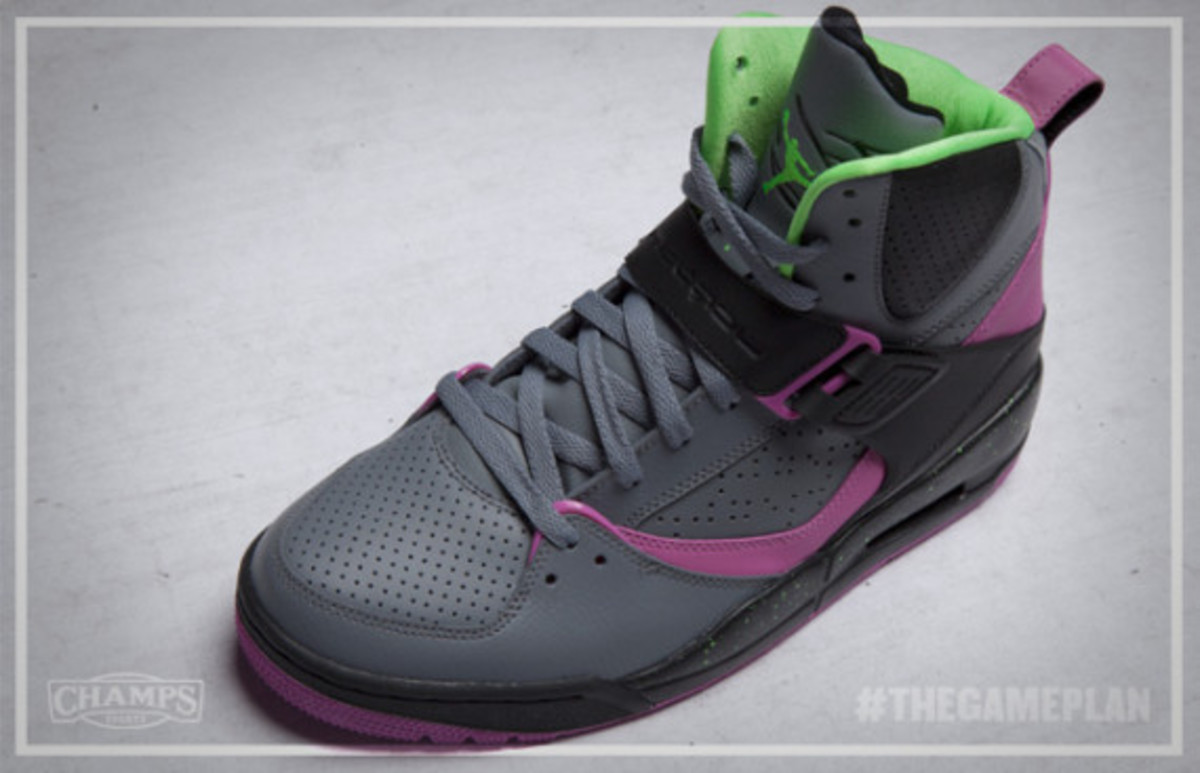 "The Game Plan by Champs Sports - Jordan Brand ""Bel-Air"" Collection - 2"