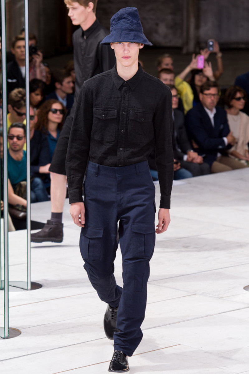 Rag & Bone - Spring/Summer 2014 Menswear Collection | Runway Show - 12
