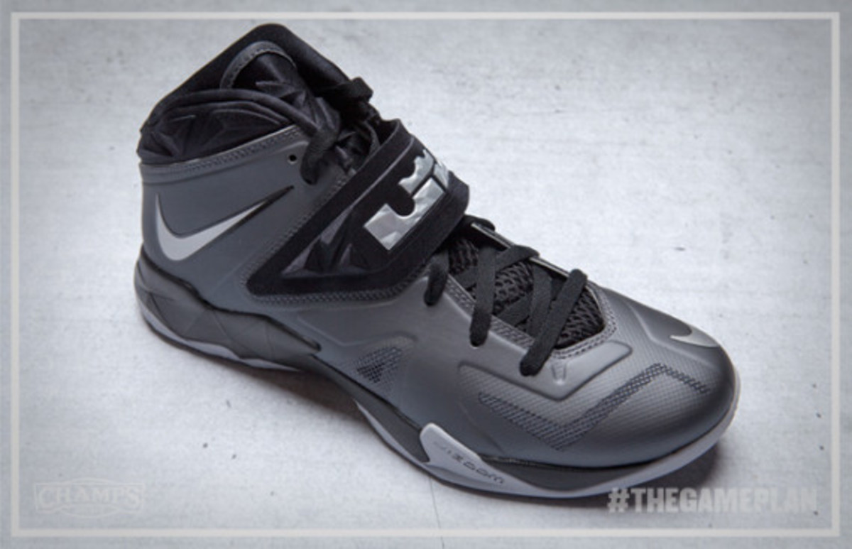 The Game Plan by Champs Sports - Nike LeBron Solider 7 Collection - 5