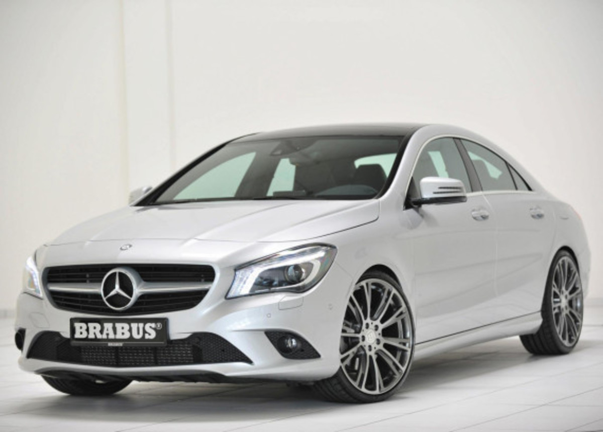 2014 Mercedes-Benz CLA250 Tuned | By BRABUS - 1