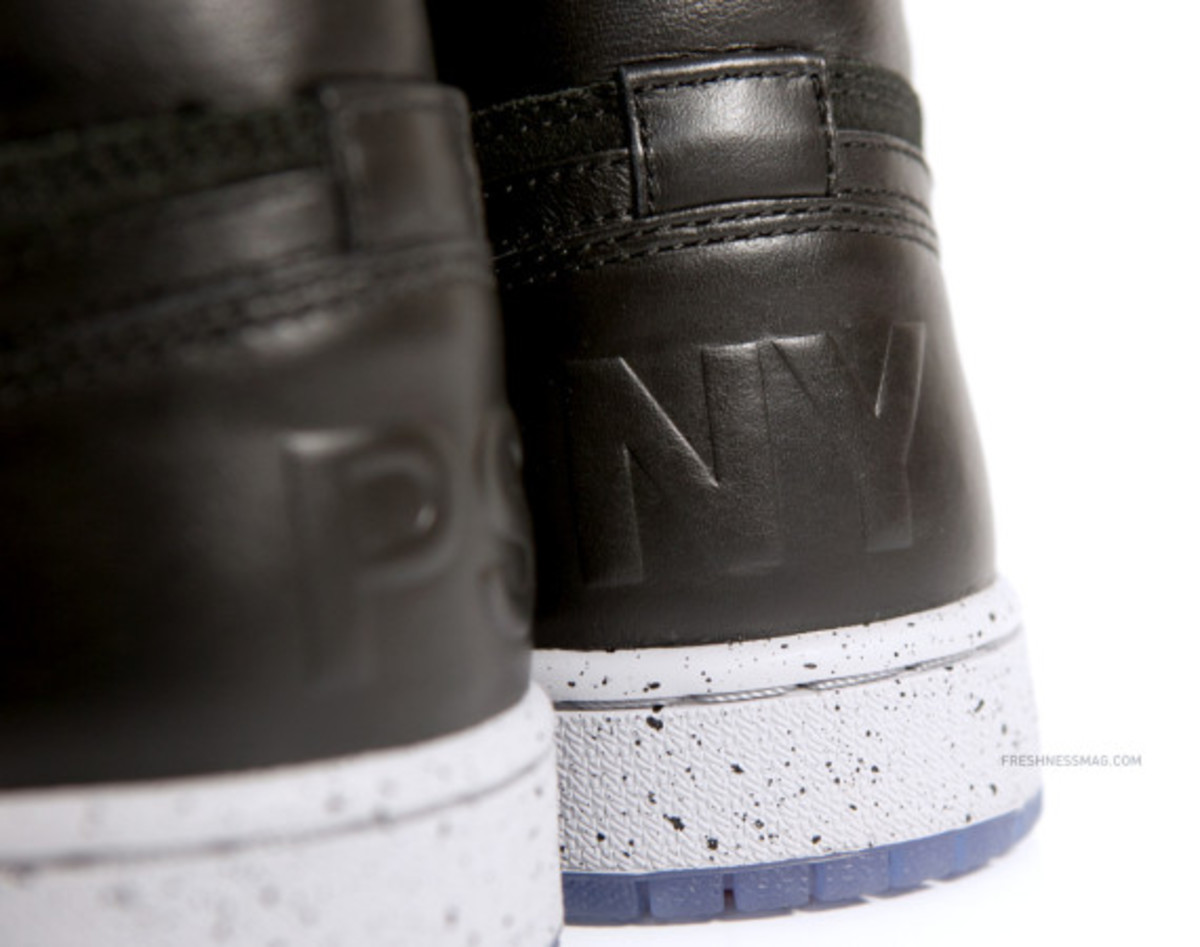 "Public School x Air Jordan 1 - ""PSNY"" 