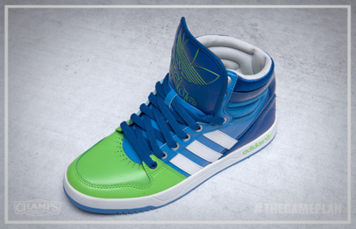 008626ace The Game Plan by Champs Sports - adidas Originals adiColor Royal-Green Pack  - 1