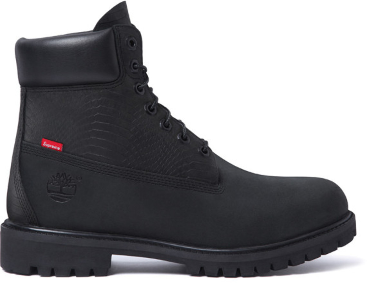 Supreme x Timberland - 6-Inch Premium Waterproof Boot | Available Now - 4