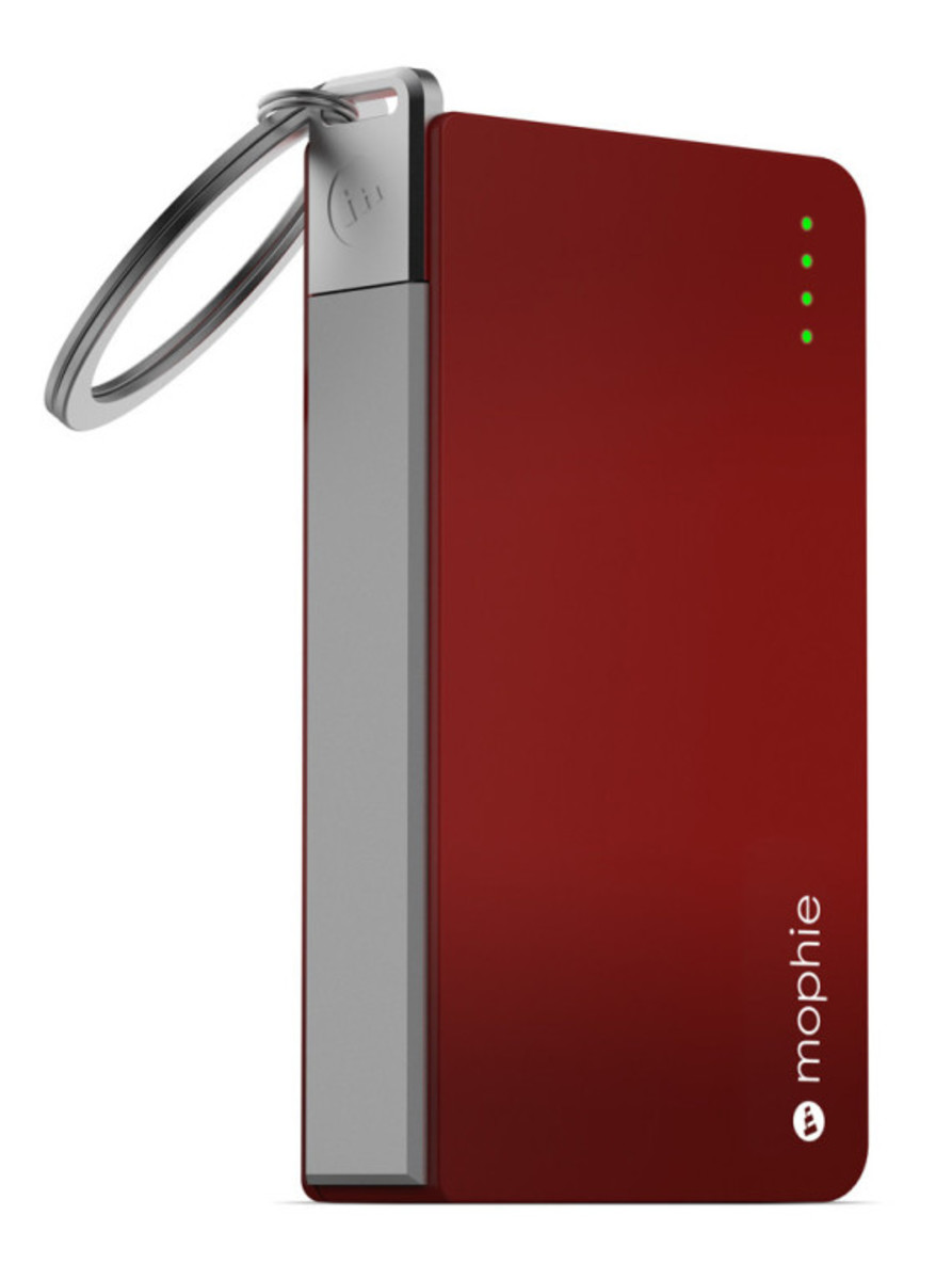Mophie - Power Reserve with Integrated Lightning Connector - 10