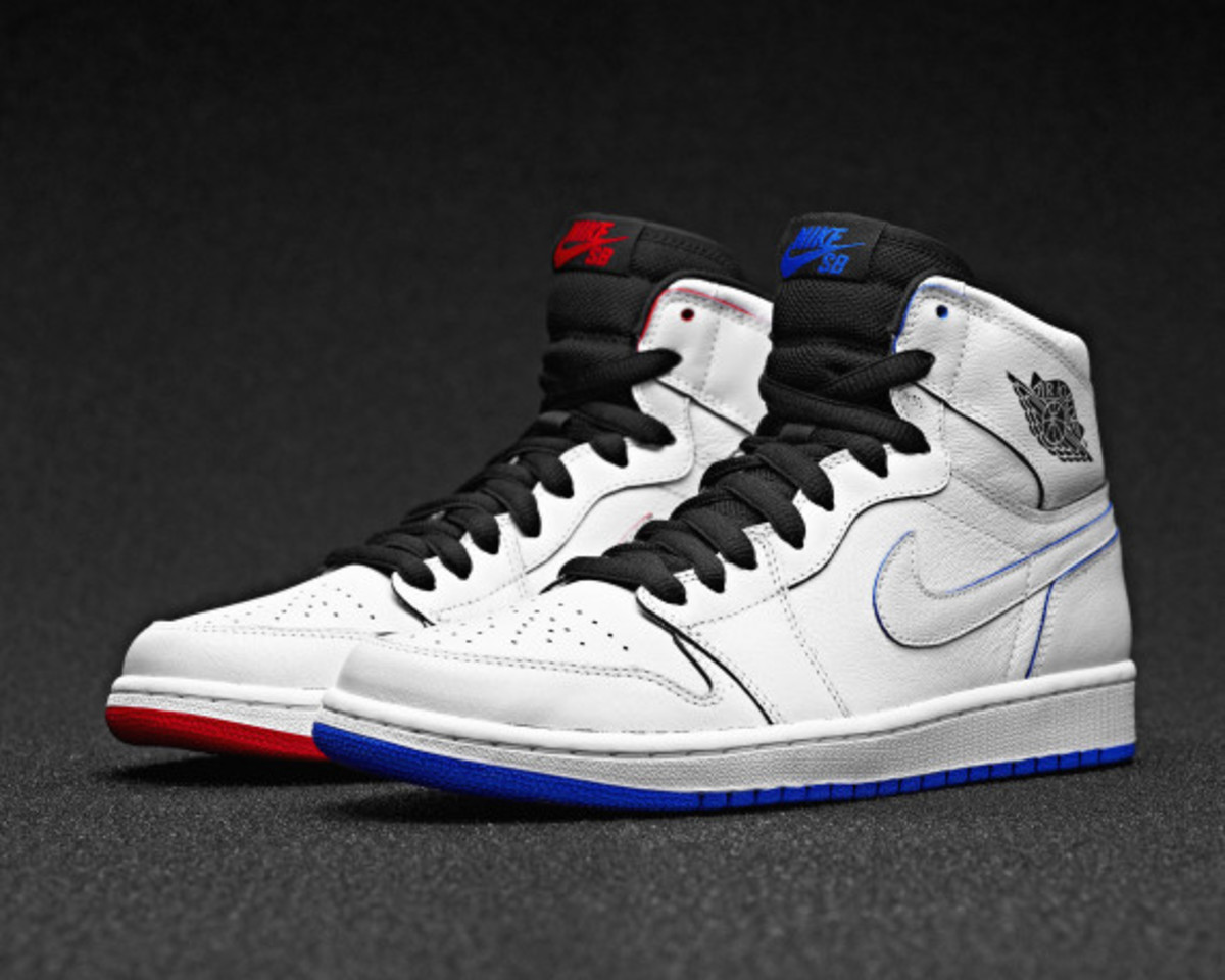 Nike SB x Air Jordan 1 by Lance Mountain - Officially Unveiled - 9