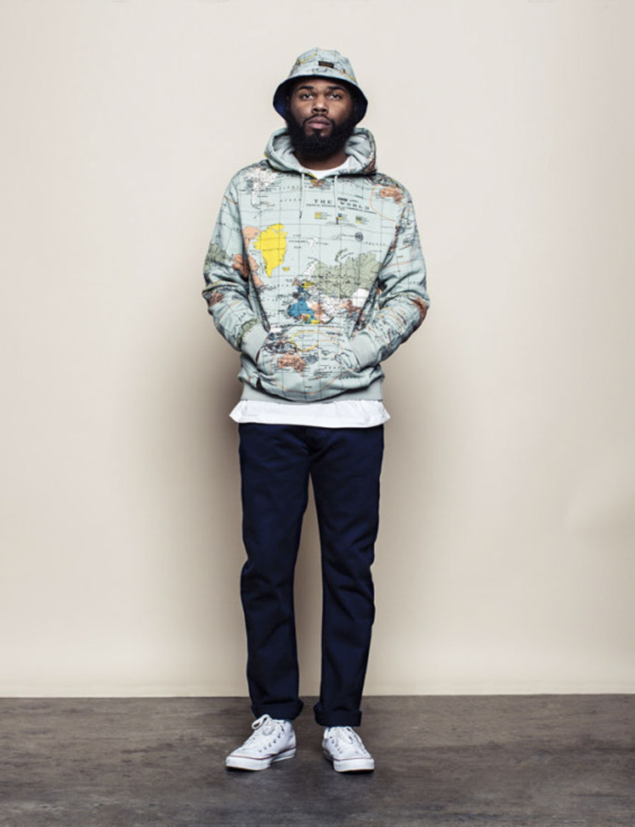 10.DEEP – Spring 2014 Collection   Delivery 2 Lookbook - 13
