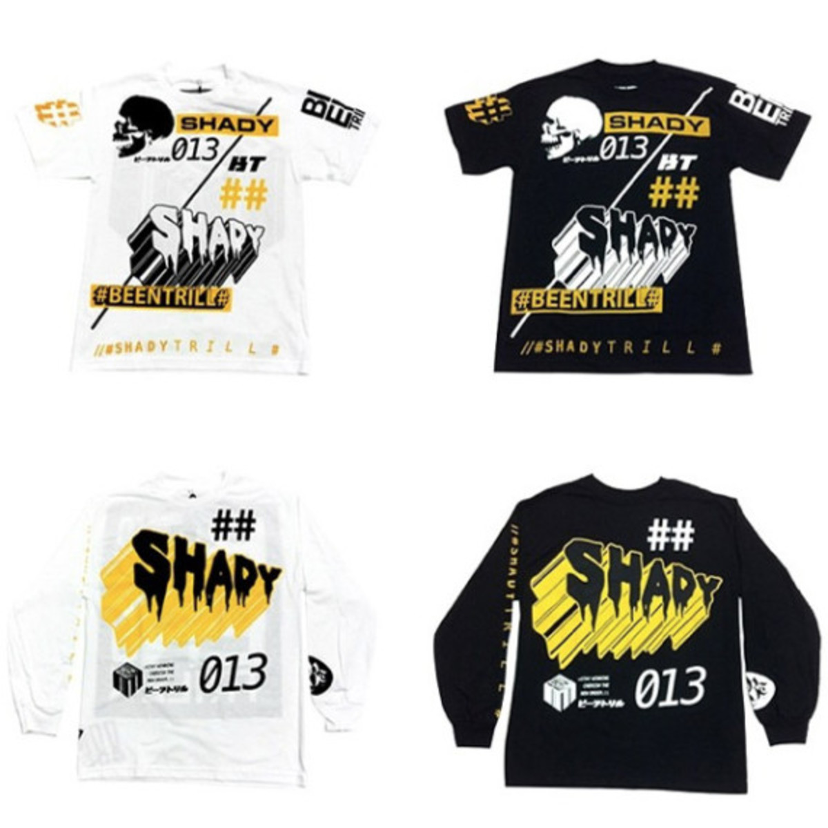 BEEN TRILL x Shady Records - #SHADYTRILL# Collection - 0