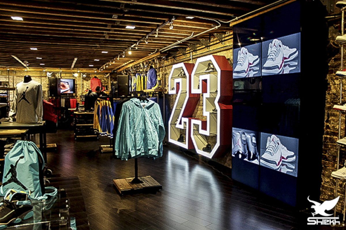 Jordan Legacy Level Store By Shiekh Shoes San Francisco