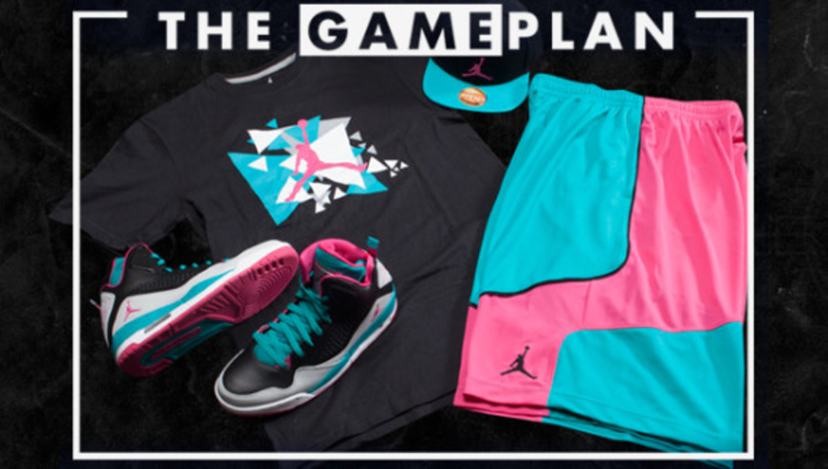 The Game Plan by Champs Sports - South Beach Collection - 3