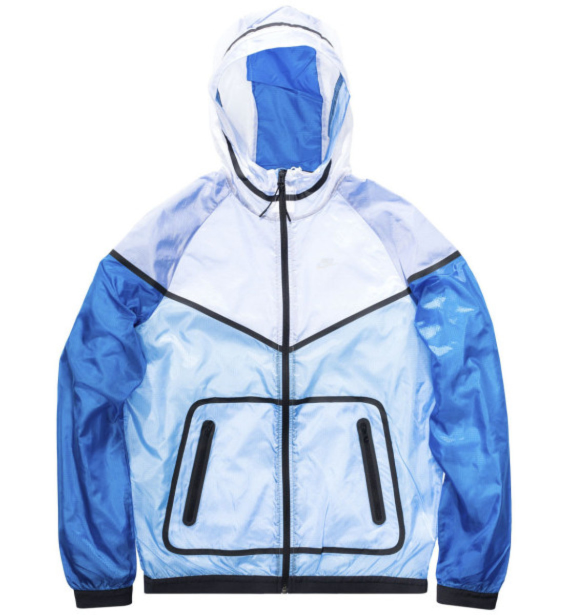 fragment design x Nike Lab Fragment Tech Windrunner Jacket - 1