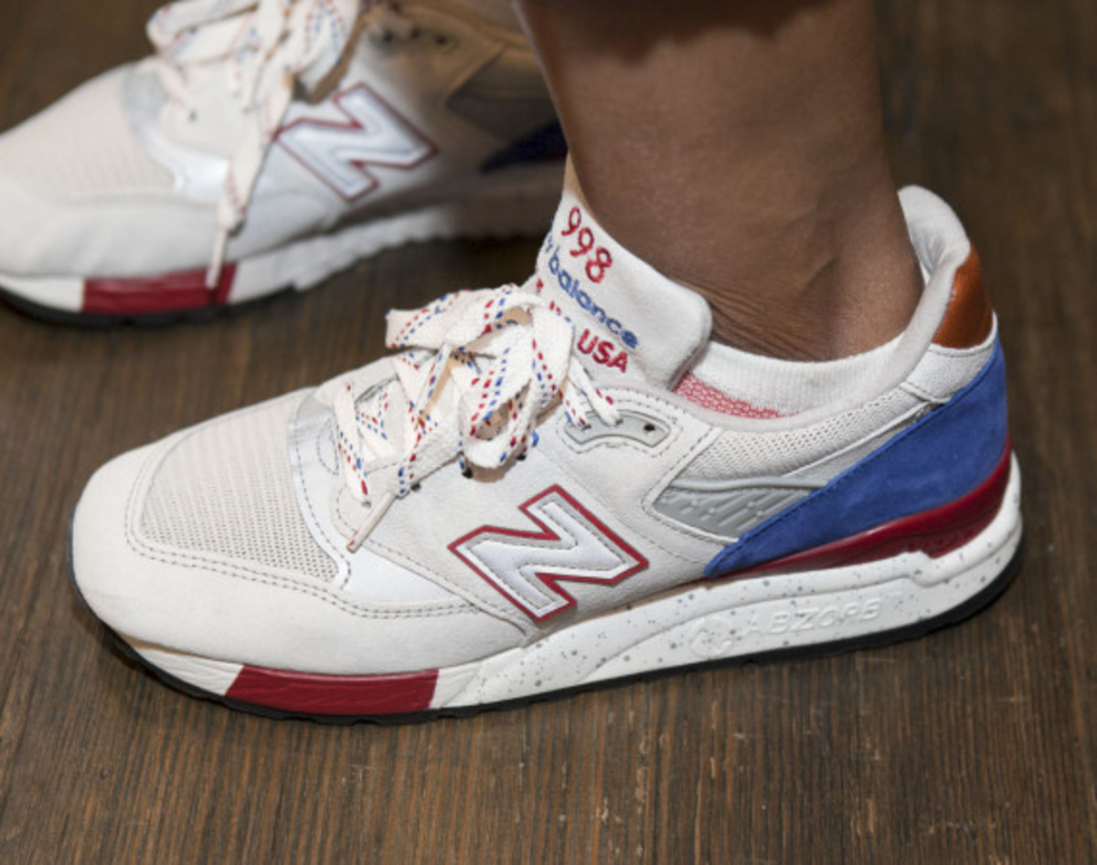 "New Balance Made In USA ""Authors"" Collection - Preview Event with Theophilus London - 29"