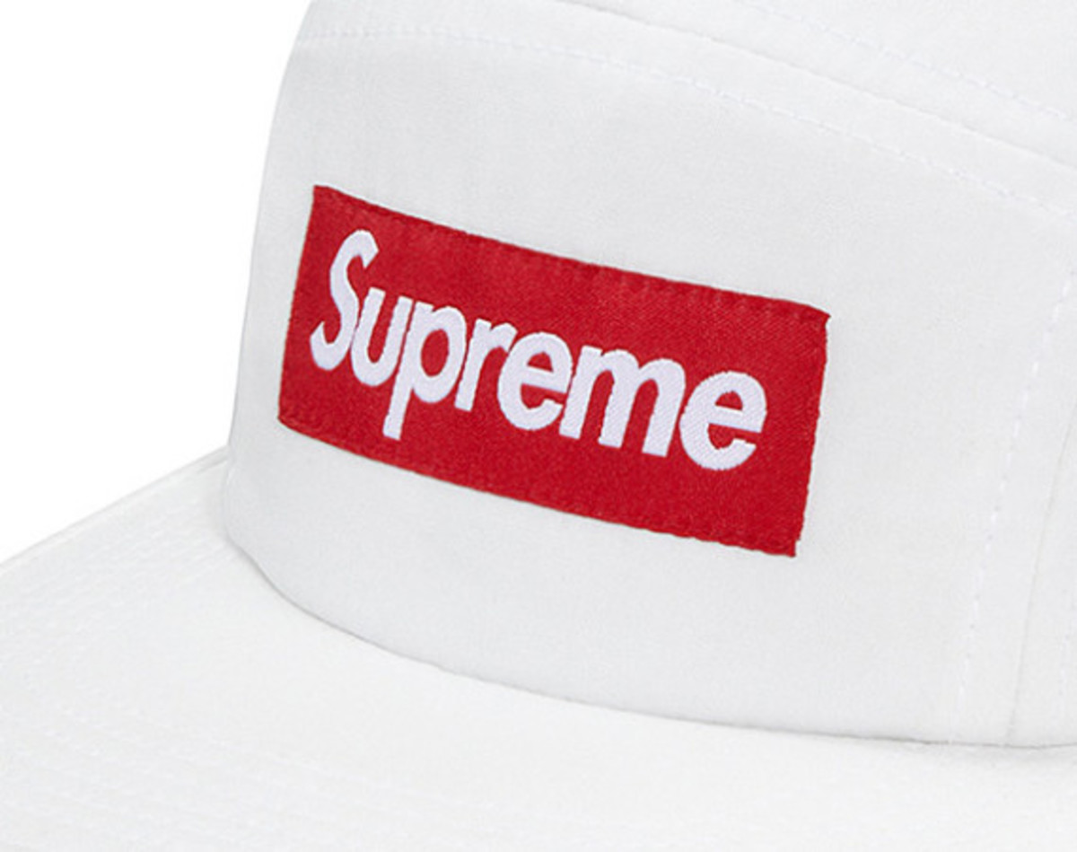 Supreme - Side Zip Camp Caps | Available Now - 4