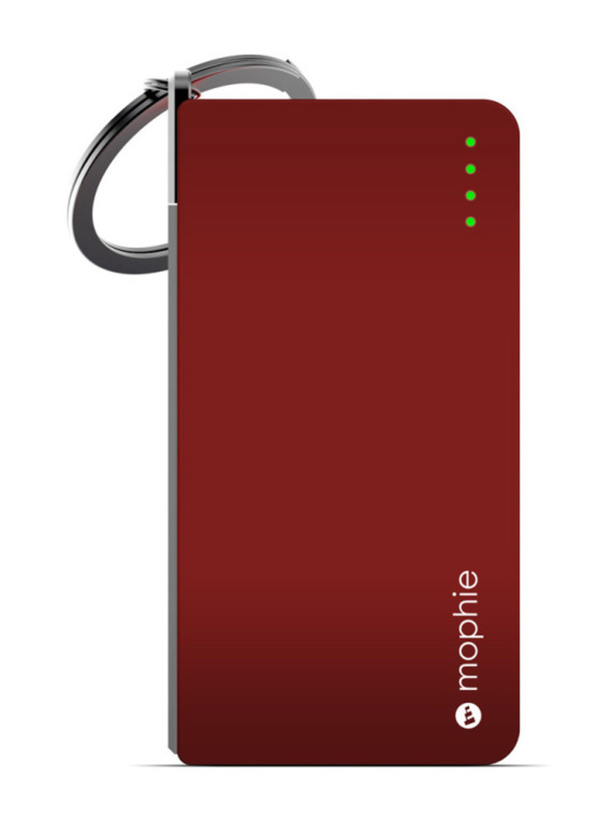 Mophie - Power Reserve with Integrated Lightning Connector - 13