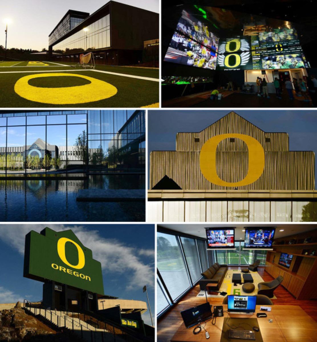 University of Oregon Football Performance Center By ZGF Architects & Firm 151 | An Inside Look - 0