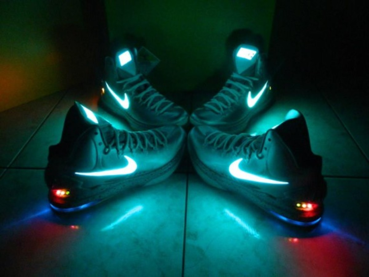 Nike KD V + MAG Customs by Kenny23Forever - 9
