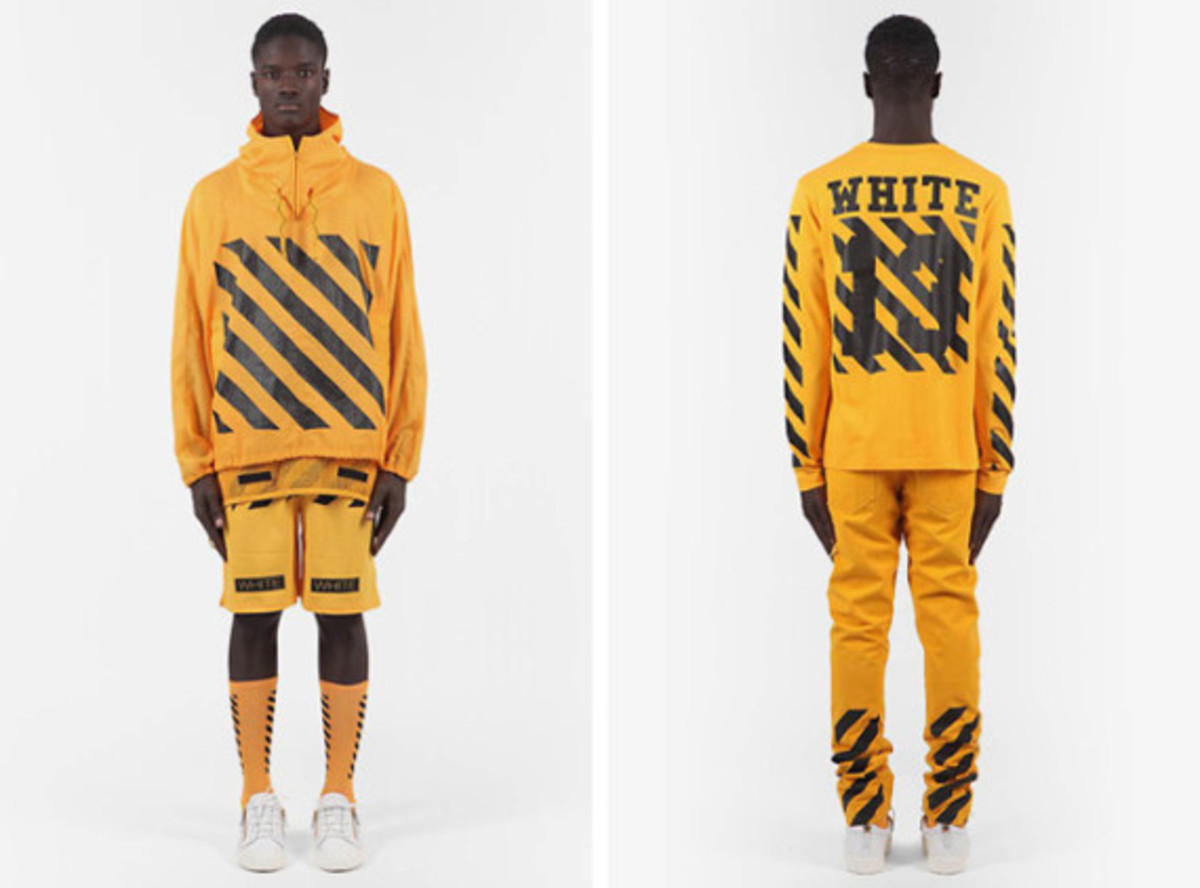 OFF-WHITE C/O Virgil Abloh - Spring/Summer 2014 Collection | Preview - 2
