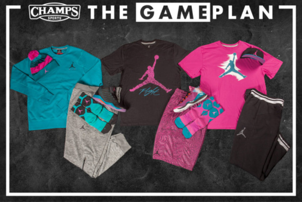 The Game Plan by Champs Sports - Jordan River Walk Collection - 0