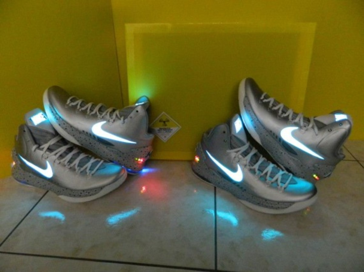 Nike KD V + MAG Customs by Kenny23Forever - 7
