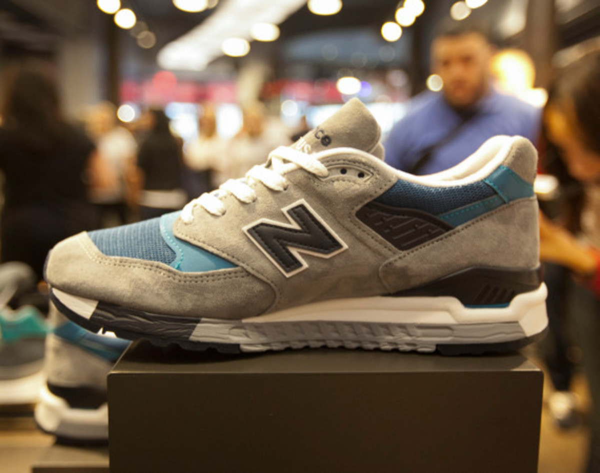 "New Balance Made In USA ""Authors"" Collection - Preview Event with Theophilus London - 0"