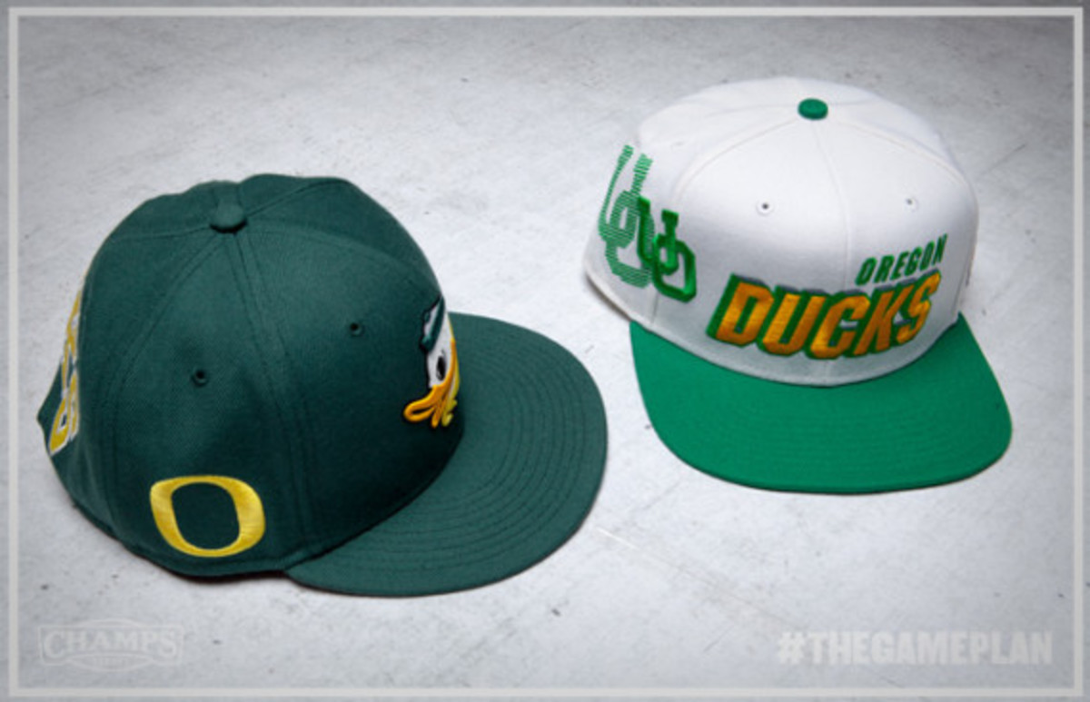 The Game Plan by Champs Sports - Nike Oregon Ducks Collection - 6