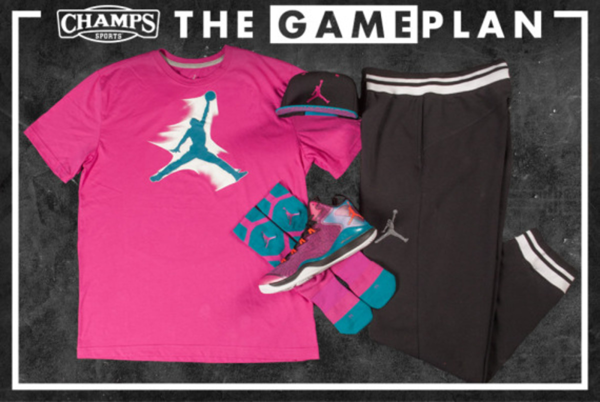 The Game Plan by Champs Sports - Jordan River Walk Collection - 3