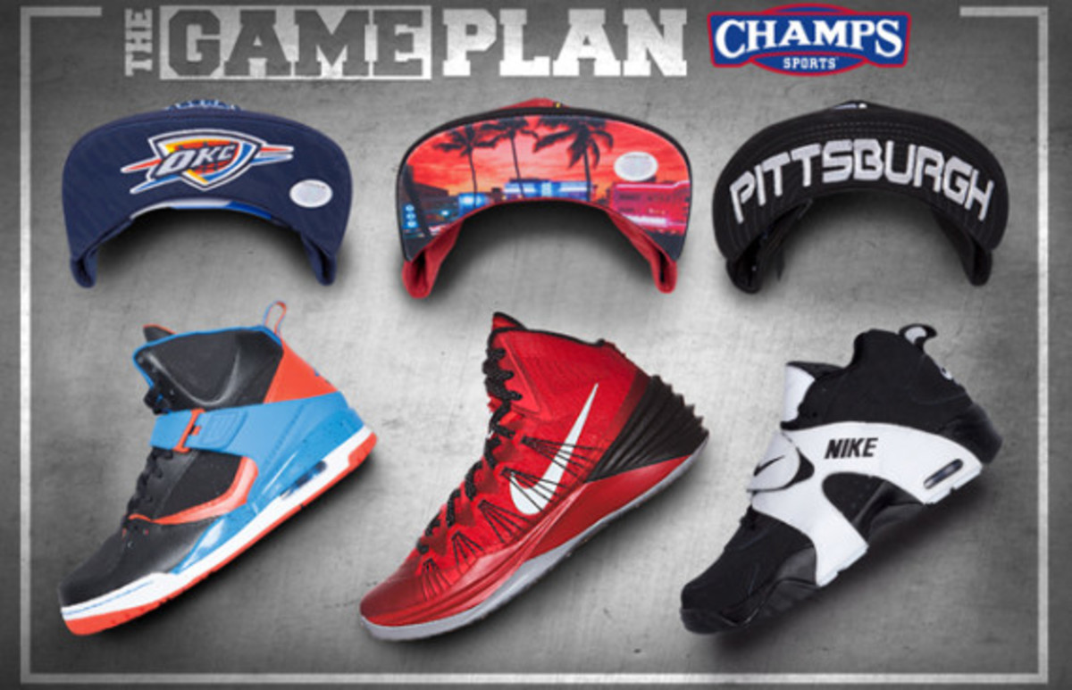 The Game Plan by Champs Sports - Year in Review - 2
