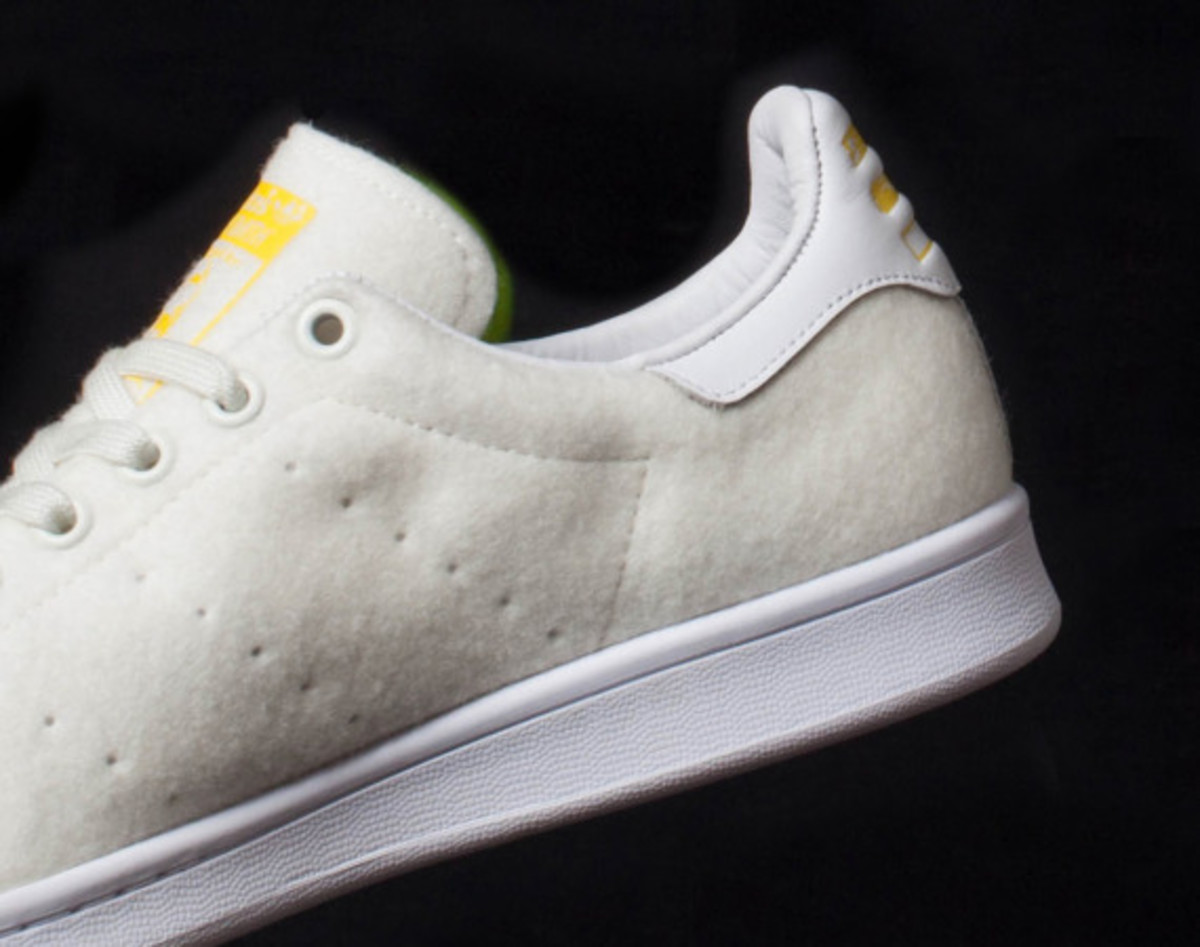 "Pharrell Williams x adidas Originals Stan Smith - ""Tennis"" Pack - 8"