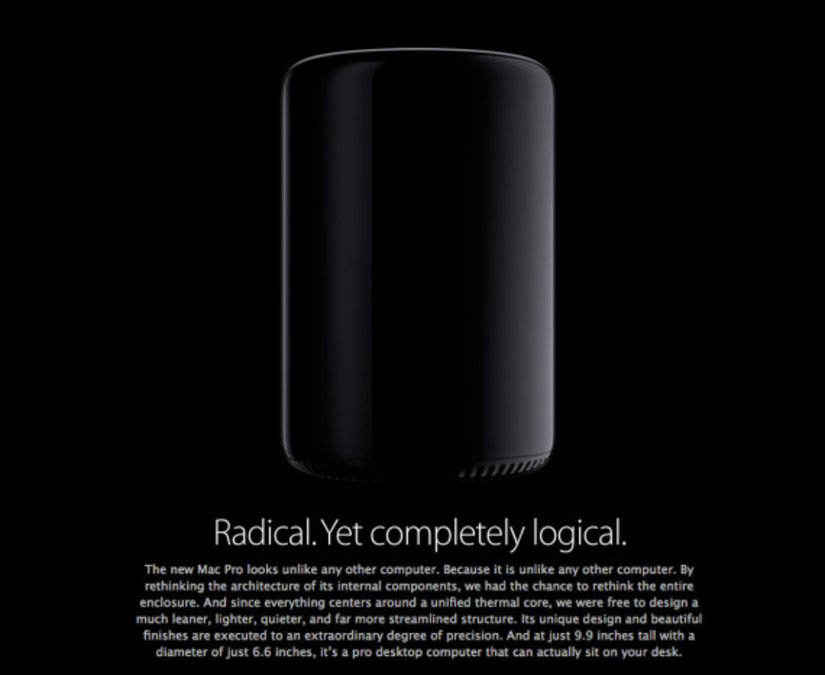 Apple's New Mac Pro Desktop Computer - Officially Unveiled - 12