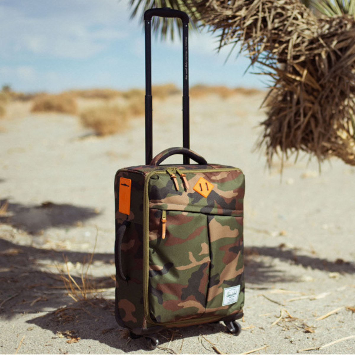Herschel Supply Co. – Spring 2014 Travel Collection - 1