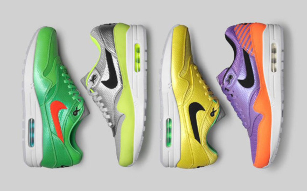 "super popular 34a29 64b5d Nike Air Max 1 FB Premium - ""Mercurial"" Pack"