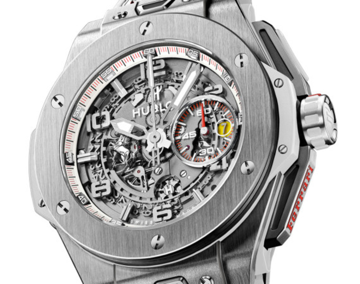 Ferrari x HUBLOT - Big Bang Ferrari California 30 Giappone Watch - 0