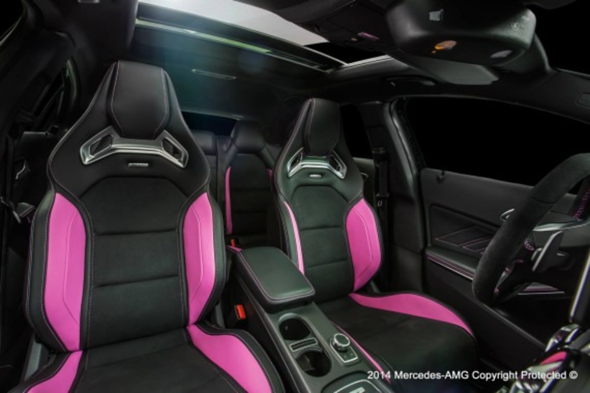 "Mercedes-Benz A45 AMG - ""Erika"" Custom - 5"