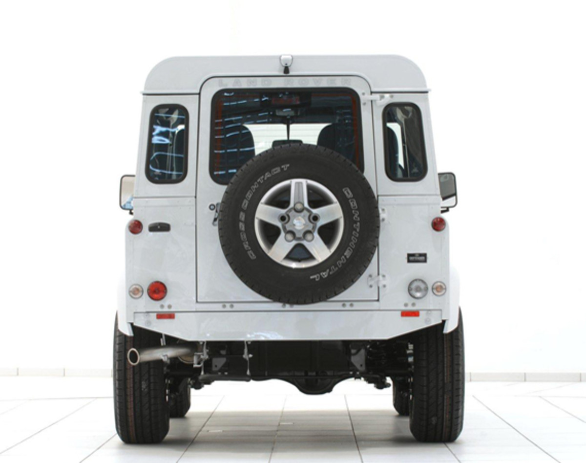 Land Rover Defender 90 - Startech Yachting Edition - 5
