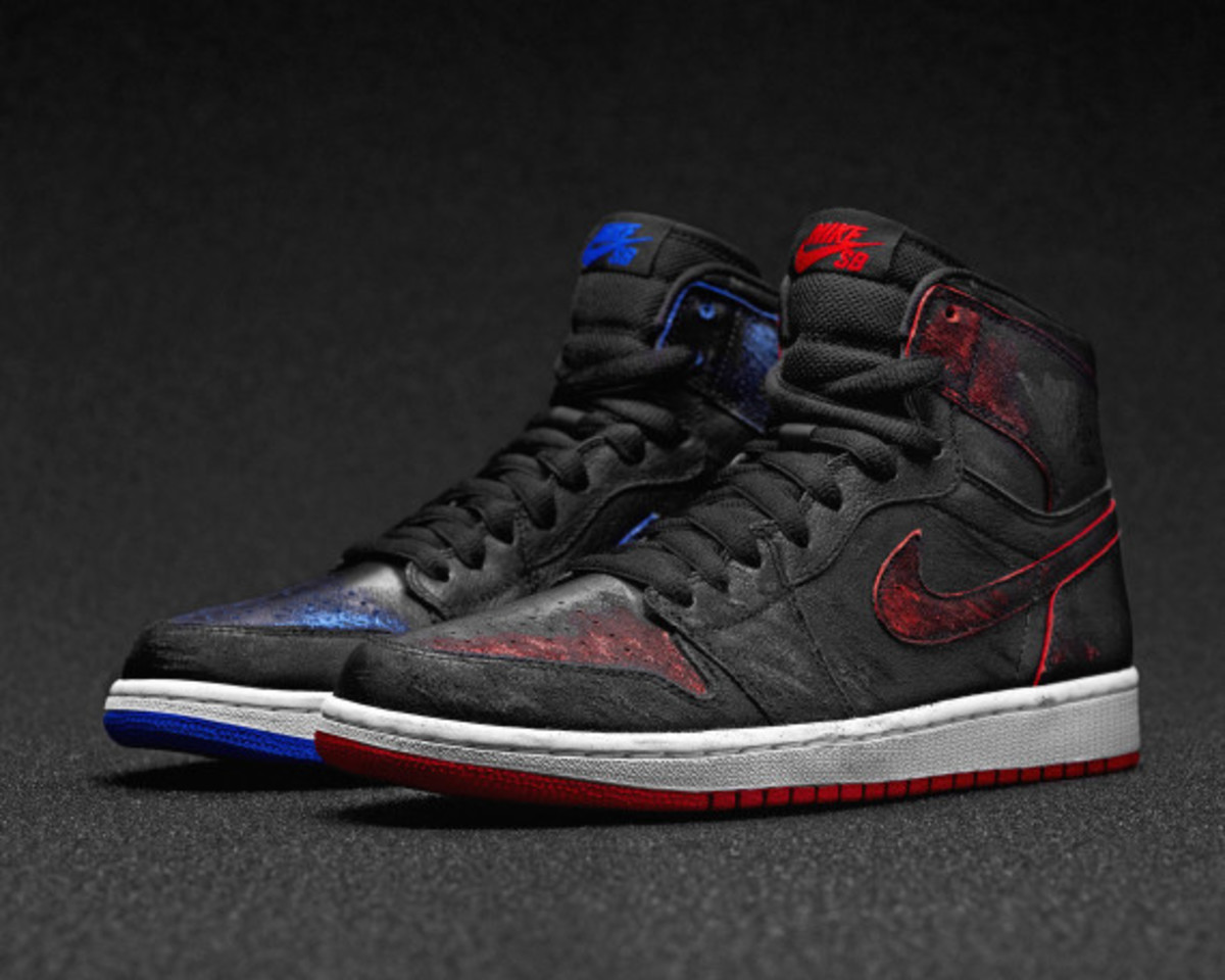 Nike SB x Air Jordan 1 by Lance Mountain - Officially Unveiled - 4