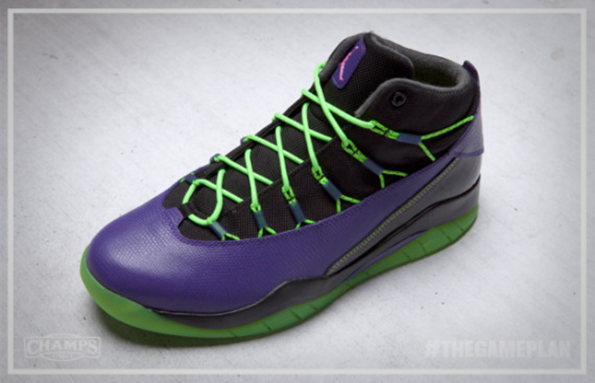 "The Game Plan by Champs Sports - Jordan Brand ""Bel-Air"" Collection - 4"