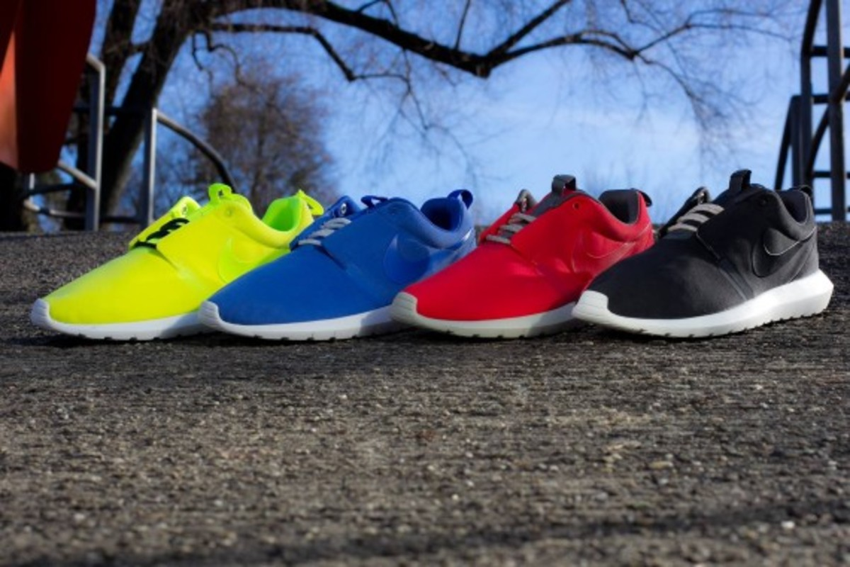 Nike Roshe Run Natural Motion - March 2014 Releases - 3