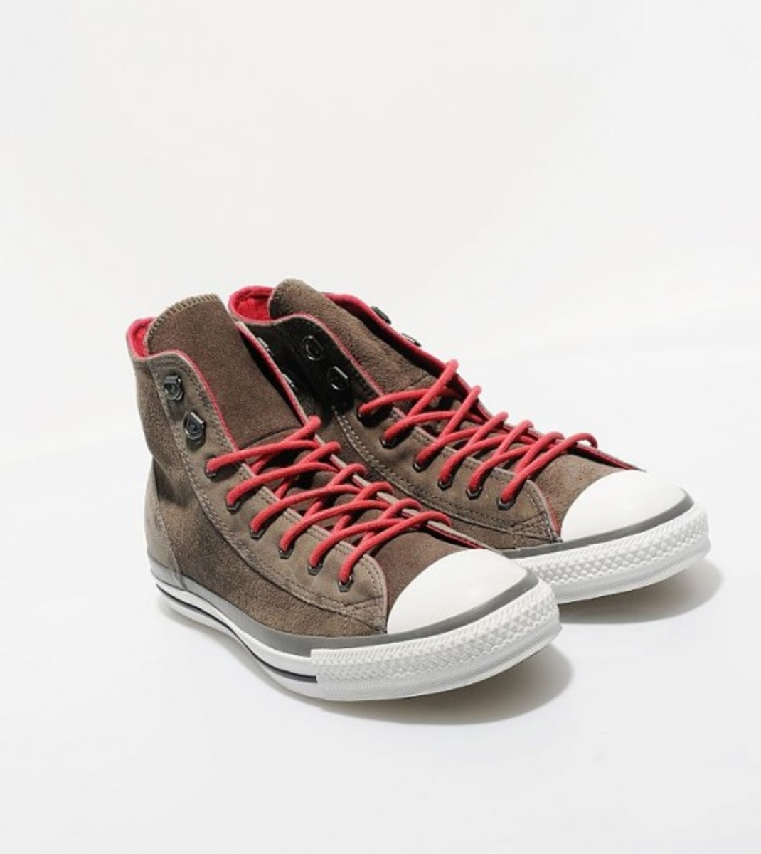 15253306a6df CONVERSE Chuck Taylor All Star Hi - Suede Hiking Boot - Freshness Mag