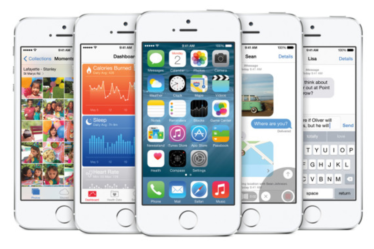 Apple iOS 8 - Intuitively Designed For The Everyday - 0