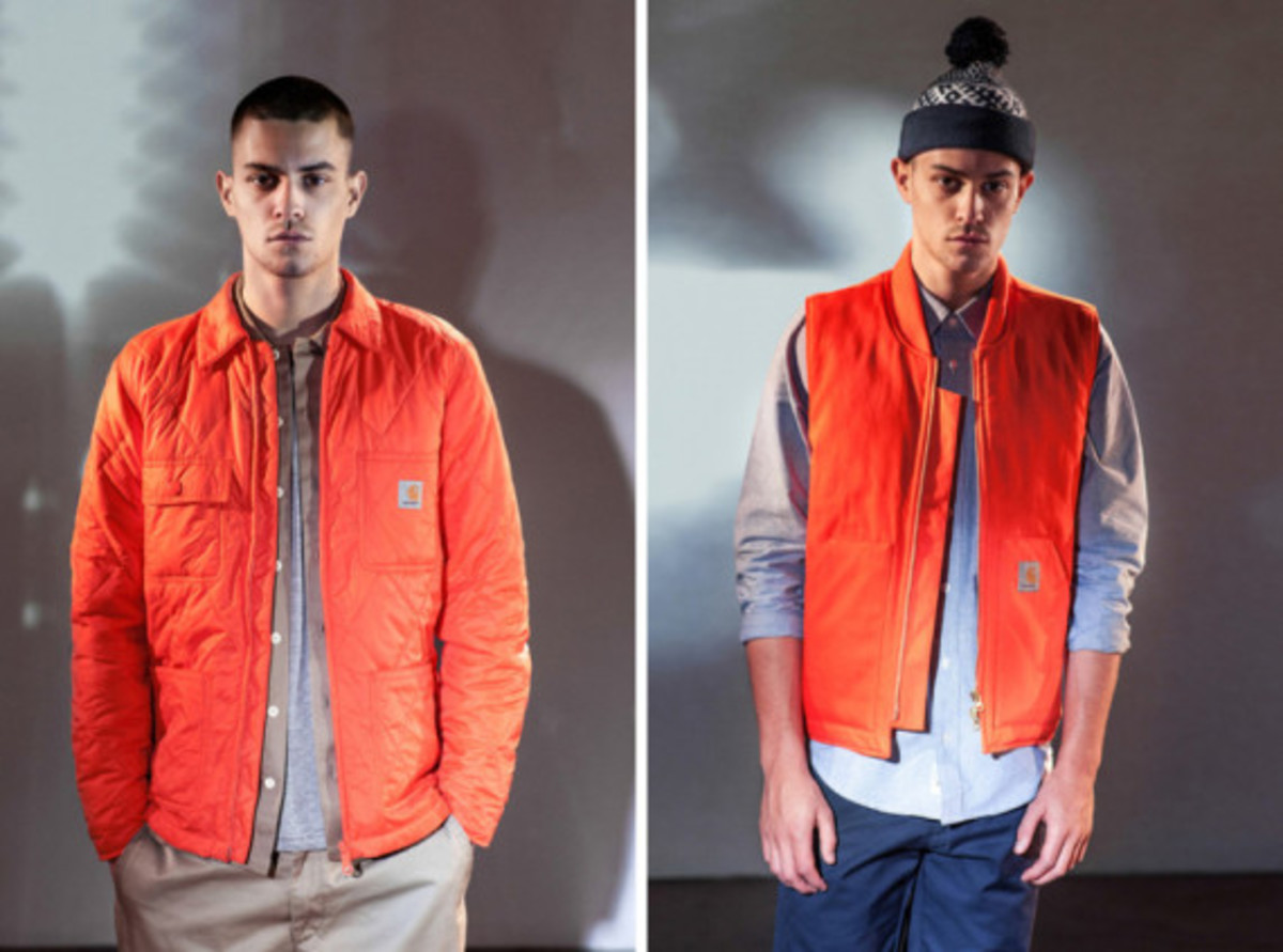 Carhartt WIP - Fall/Winter 2013 Collection Lookbook - 9