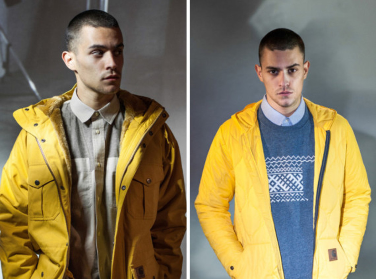Carhartt WIP - Fall/Winter 2013 Collection Lookbook - 14