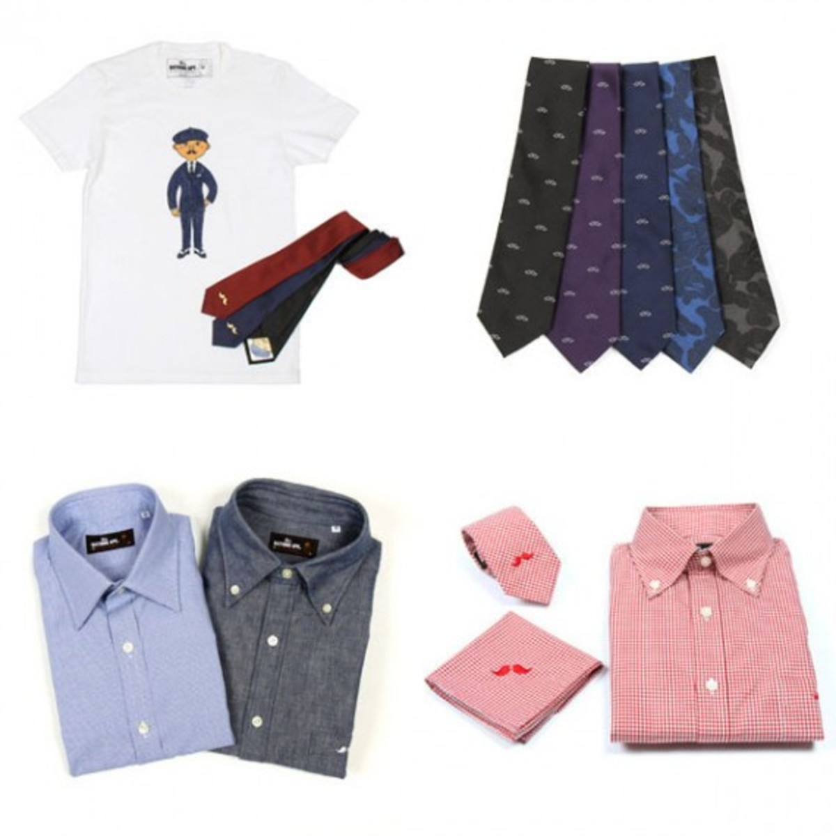 Mr. BATHING APE Spring Summer 2011 Collection