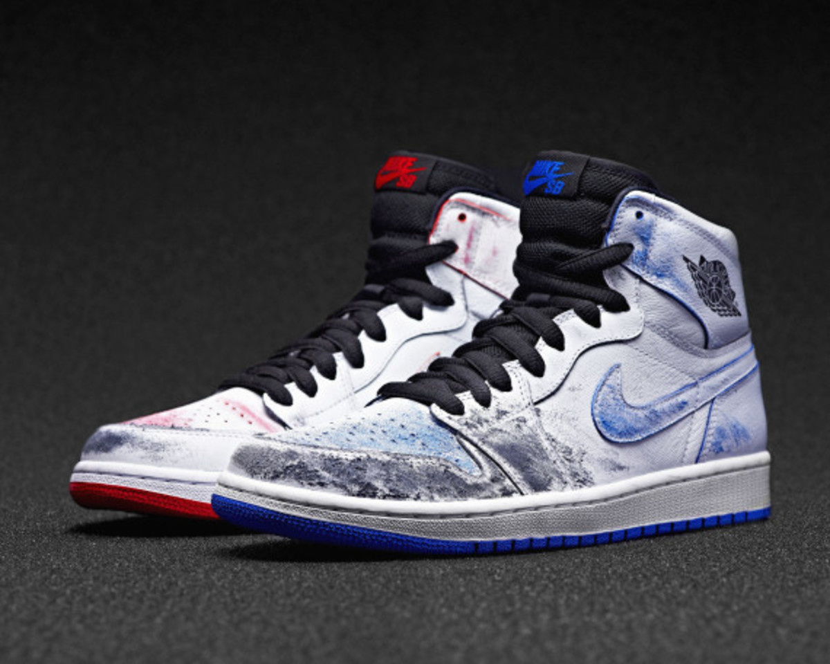 Nike SB x Air Jordan 1 by Lance Mountain - Officially Unveiled - 10